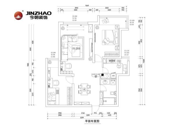 给每一个家庭打造专属空间,通过设计勾勒家的理念。