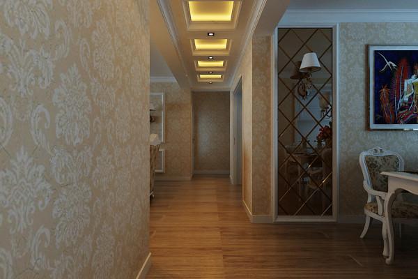 中海城130平 欧式 3.9万   走廊