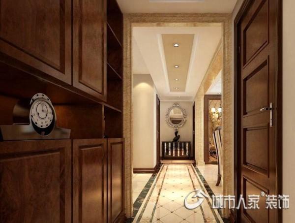 入户走廊设计效果图