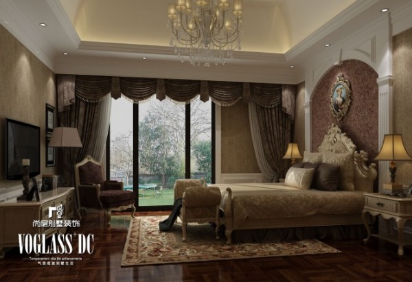 卧室—。在造型设计上既要突出凹凸感,又要有优美的弧线。