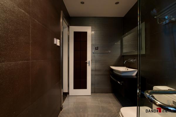 名雕丹迪别墅设计--东方尊峪别墅--现代风格--卫生间