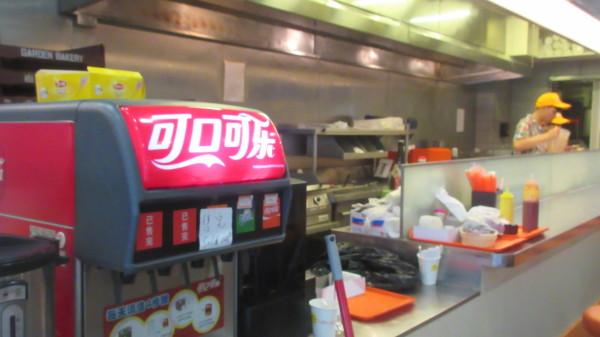 餐厅自餐饮料机  免费提供wifi及ipad