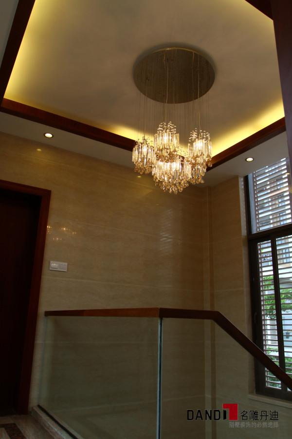名雕丹迪设计--金地九珑璧别墅--楼梯