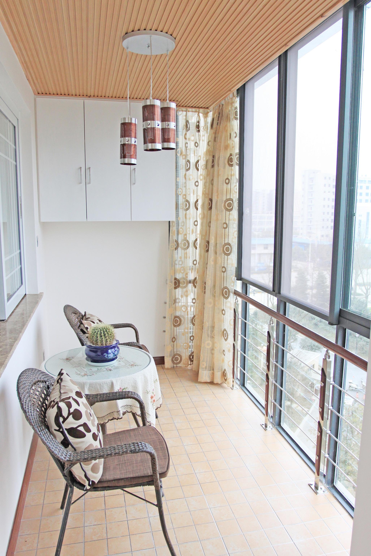简约 二居 白领 80后 小资 阳台图片来自家装工装李在两居室的分享