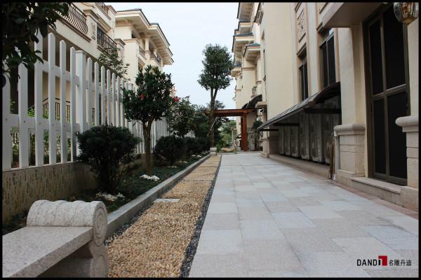 名雕丹迪别墅设计--欧式风格外景