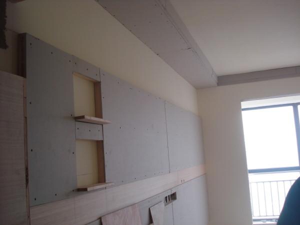 客厅墙面造型