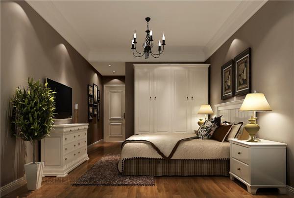 简单温馨卧室