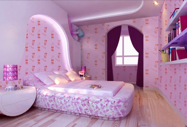 可爱的公主房