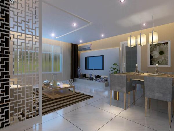 以简洁明快为主要特点,重视室内空间的使用效能,强调室内布置按功能区分的原则进行,家具布置与空间密。