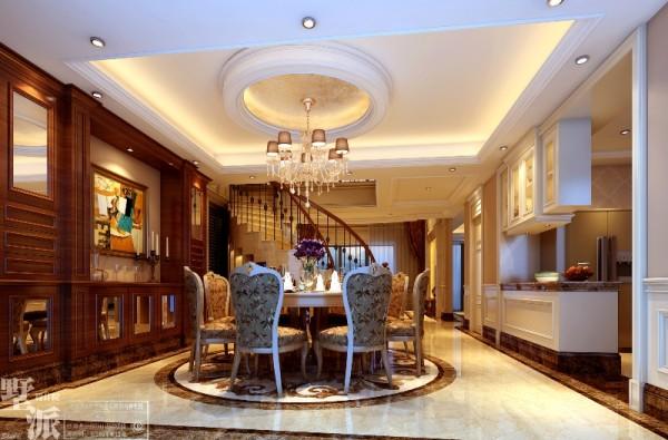 欧式 别墅 名雕墅派 整装定制 客厅图片来自名雕装饰深圳分公司在星河