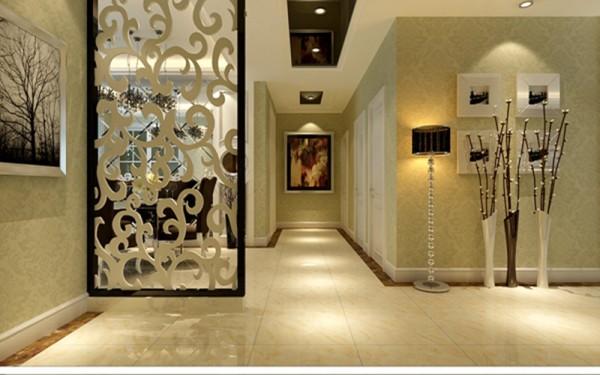 玄关,门厅,过道,简单时尚,空间布置合理,处处温馨。