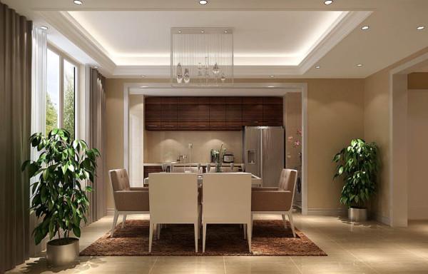 本设计根据业主需求、喜好与设计师对整个小区风格的把控,设计风格定为简欧风格。主要是以简单的石膏顶角线、简单的吊顶与暖色墙漆为组成部分,简约而不简单,充分体现了现代简约风格的大气、舒适。