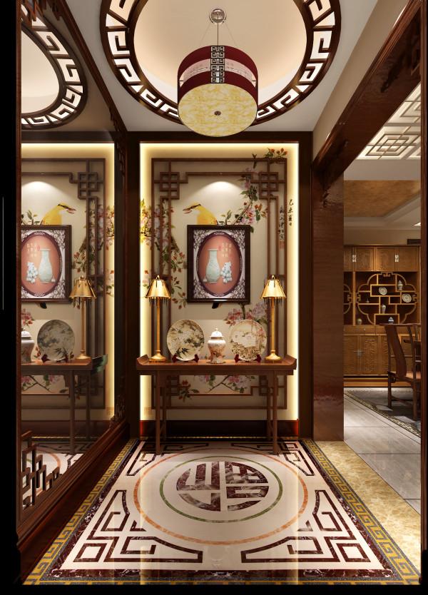 """玄关在房屋装修中,人们往往最重视客厅的装饰和布置,而忽略对玄关的装饰。其实,在房间的整体设计中,玄关是给人第一印象的地方,是反映主人文化气质的""""脸面""""。"""