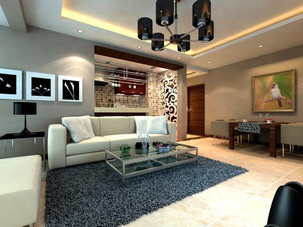 以樱桃木的优美含蓄,壁纸的朴素大方来装饰墙面的景点。更体现现代简约的之感。创造一个温馨,健康的家庭环境。