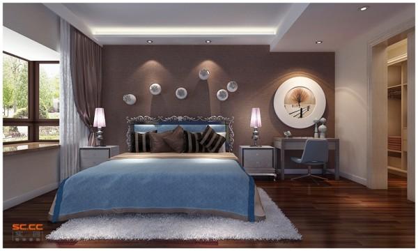 设计理念:营造一种低调奢华的现代简约氛围,一种既厚重华丽又具时尚特色的视觉效果。