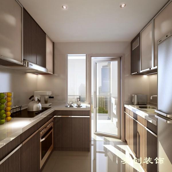 设计理念:实用,美观 亮点:运用了防水石膏板做的吊顶,这样增加了美观性,在卫生间也采用了,简洁明亮的橱柜。增加了它的适用于美观。