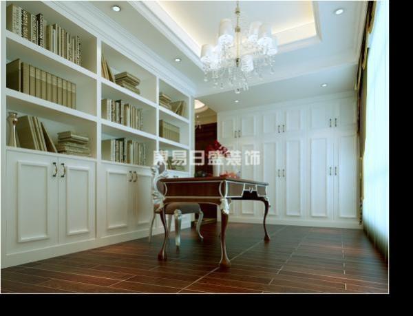 本案充满华贵的气质,明快典雅的色彩源于优美欧式特有的曲线,浪漫而独具魅力的家具以及疏朗大气的空间尺度。