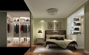 简约 现代 高度国际 一居 80后 小清新 公主房 温馨 时尚简约 卧室图片来自北京高度国际装饰设计在50平现代简约极致公寓的分享