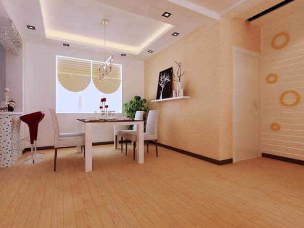 餐厅是主人用餐待客的区域,充分表现主人心里的精美与用心 美丽的百叶窗布,精美的吧台,精简的吊灯,都表现了主人心里的精美细腻与高端品位。