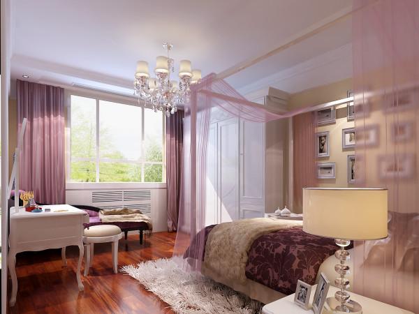 卧室方面业主要求居室的床都要东西摆放,无论屋里的结构,这个也是业主的一个特殊要求,问其原因也不太说的上来,就是想这样放。