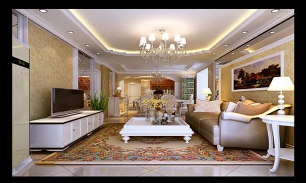 古典欧式风格兼备豪华、优雅、和谐、舒适、浪漫的特点,受到了越来越多业主的喜爱。但是纯正的古典欧式风格适用于大户型与大空间,在中等或较小的空间里就容易给人造成一种压抑的感觉。这样便有了简约欧式风格。