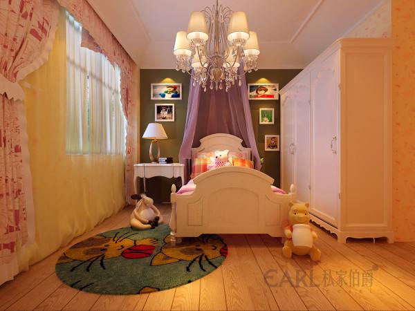 欧式风格 五口之家 三代人居住 四室二厅 大户型 米兰国际 设计机构