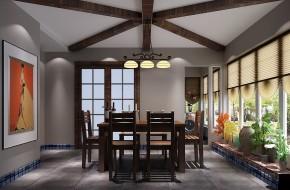 北美极简 三居 二居 白领 80后 小资 屌丝 餐厅图片来自高度国际装饰刘玉在中景江山赋----北美极简的分享