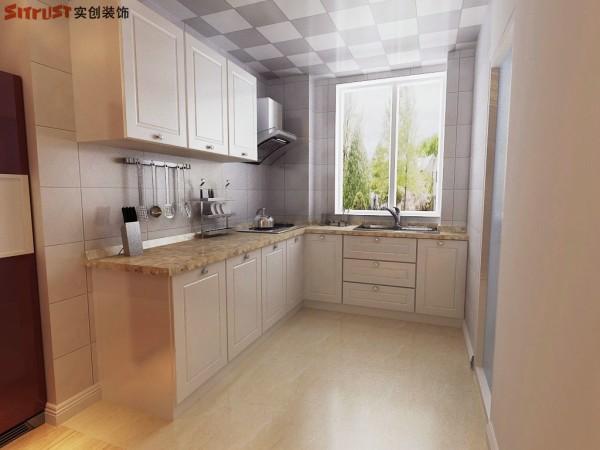 紫御府-123平G1户型装修设计-厨房效果图