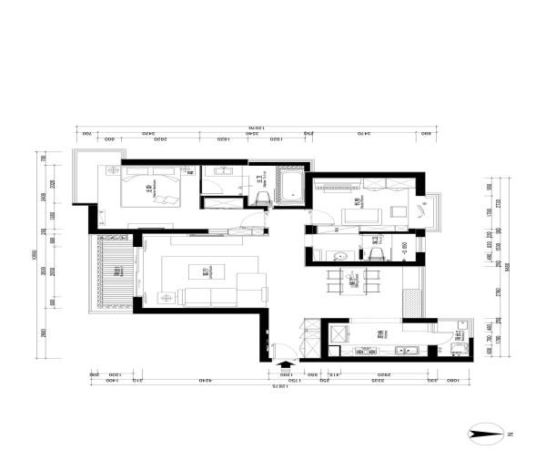 此房户型图