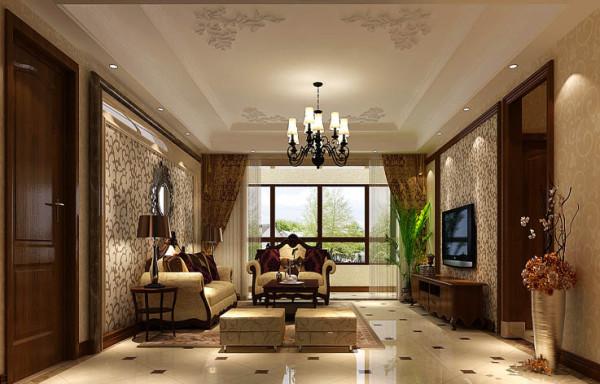 客厅,是体现整体风格最明显的区域,欧式的沙发、 主卧,整体简洁大方变成了一个大套间有了别墅的品质,显得空间很通透、大气。