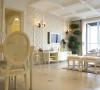 欧式风格,甜美公寓
