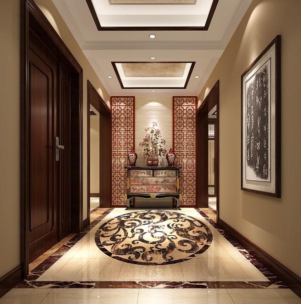 中国传统室内陈设包括字画、匾幅、挂屏、盆景、瓷器、古玩、屏风、博古架等,追求一种修身养性的生活境界。迎和了中式家居追求内敛、质朴的设计风格,使中式风格更加实用、更富现代感。