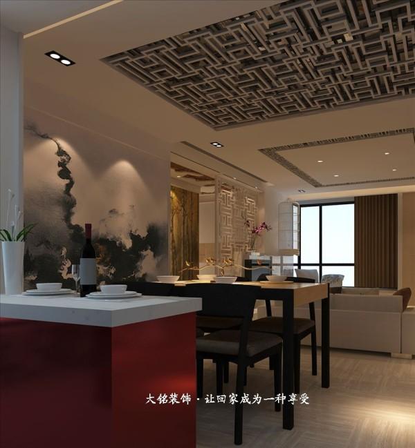 设计师打破了传统中式给人的一贯印象,传统,经典的黑色或红色雕花隔断被高雅的白色取而代之,让中式的元素徜徉于清新雅致中—去其形,存其意。是以谓之—新中式。-郑州新房装修-郑州婚房装修设计