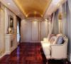 用家具巧妙的诠释新古典