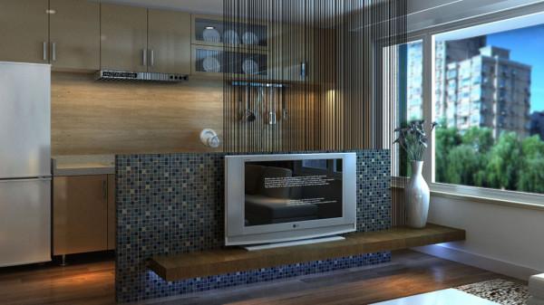 因而,更加向往清新自然、随意的居室环境。