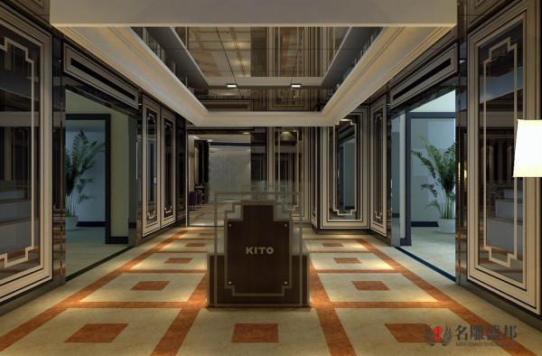 名雕盛邦公装——金意陶磁场卖场——总服务区