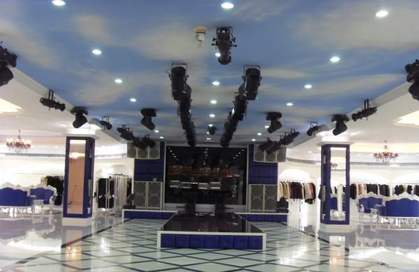 名雕盛邦公装—唯美服装馆—展厅