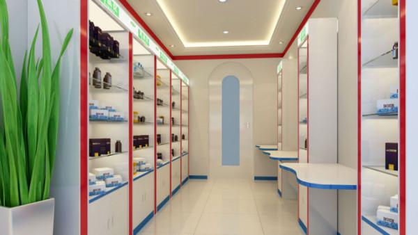 所以在设计上,业主特别注重柜台的合理 设计,更加人性化。
