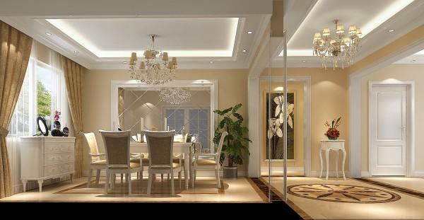 欧式风格强调线形流动的变化,色彩华丽。它在形式上以浪漫主义为基础,装修材料常用大理石、多彩的织物、精美的地毯,精致的法国壁挂,整个风格豪华、富丽,充满强烈的动感效果。