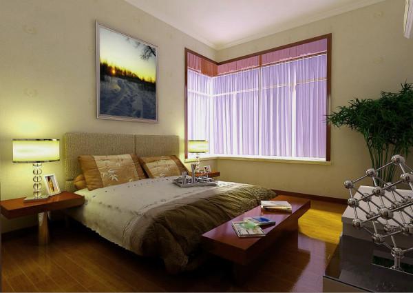 盛世春天-145平米三居-卧室效果图
