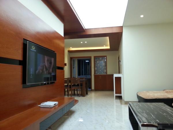 湘楚家园-金空间装饰装修案例