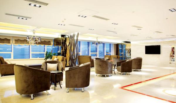 餐厅 高度国际 装饰设计图片来自高度国际装饰宋增会在青岛东方金石