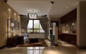 中式 高度国际 二居 白领 80后 时尚 白富美 小清新 高富帅 厨房图片来自北京高度国际装饰设计在八家佳苑93平新中式经典两居的分享