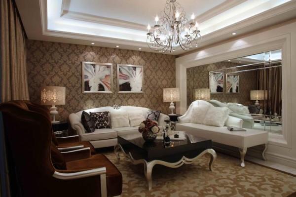 而追求简练、明快、浪漫、单纯和抽象的欧式风格,将让你的家园更加单纯明快和浪漫。