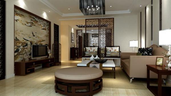 """使用""""新中式""""装饰风格,不仅要对传统文化谙熟 于心,而且要对室内设计有所了解,才能让二者相得益彰。"""