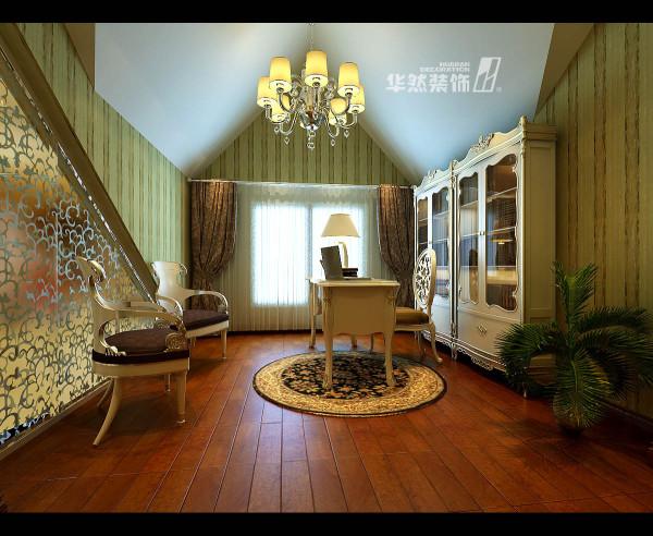 天下锦城复式楼卧室欣赏