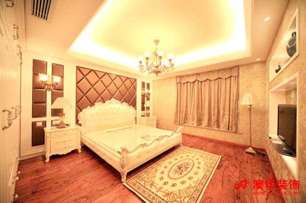 欧式 别墅 金色港湾 卧室图片来自用户5193438255在图片