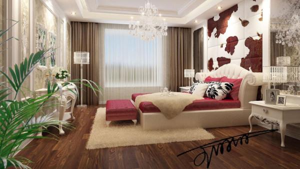 中式风格的要点:中国风的构成 主要体现在传统家具(多为清明家具为主)装饰品及黑、红为主的装饰 色彩上。