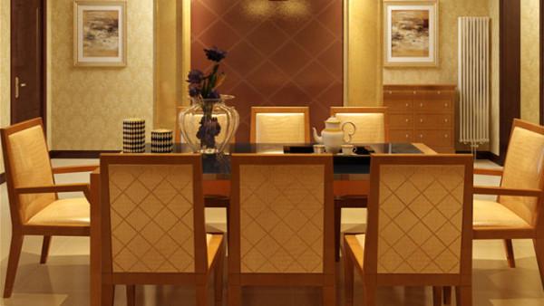 少了富丽堂皇的装饰和浓烈的色彩,呈现的则是一片清新,典雅和 大气并存的轻松空间。
