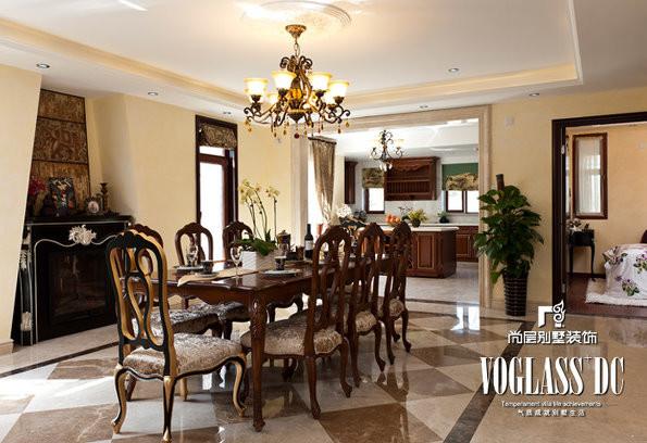 首创国际半岛欧式紫色风情别墅